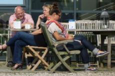 Ole-Jaan, Susanne og Magrethe giver feedback og øver sig på metoderne
