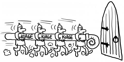Jens Hage, illustration til Styrket Borgerkontakt